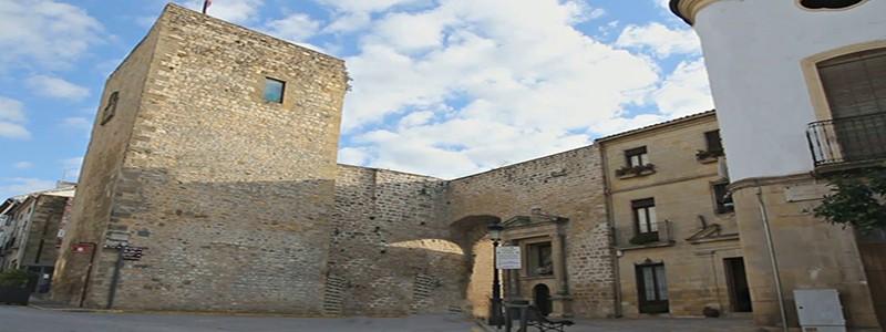 Torreón Puerta de Úbeda en Baeza