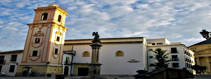 Torre de la Iglesia Santo Domingo de Silos de Córdoba