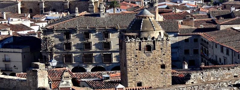 Torre del Alfiler Trujillo de Trujillo
