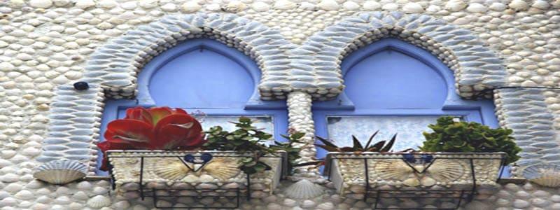 Casa de las Conchas de Peñíscola