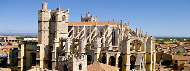Catedral de San Justo y San Pastor de Narbonne