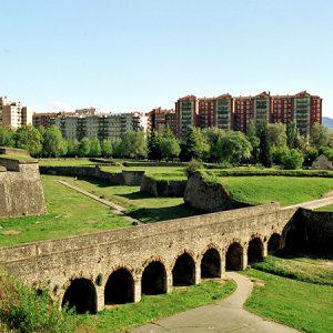 Ciudadela de Pamplona - Ver Pamplona un día - Ilutravel.com