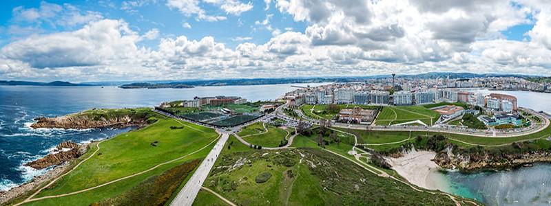 Foto Coruña superior