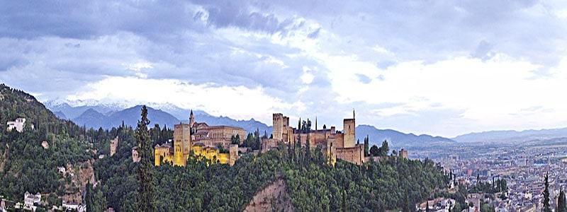 Foto de Granada superior