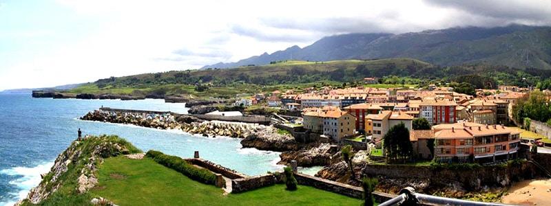 Foto Llanes superior - Lugares de interés que ver en Llanes - Ilutravel.com