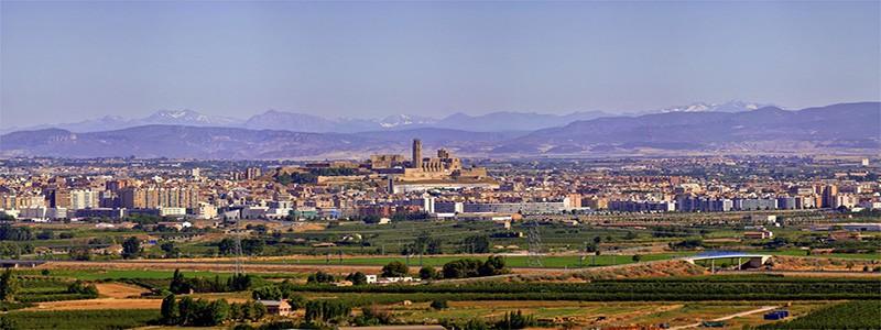 Foto de Lleida superior - Lugares de interés que ver en Lleida- Ilutravel.com
