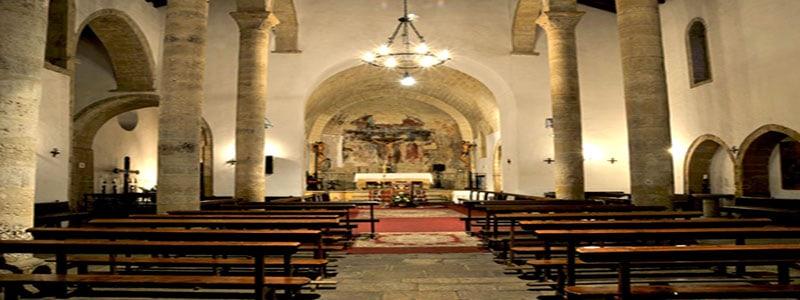 Guía de Viajes por Baeza en la Iglesia de la Santa Cruz – Ilutravel.com -Tu guía de turismo online