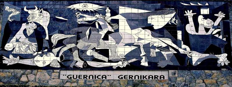 """Mural de la Cerámica """"El Guernica"""""""