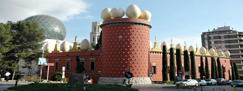Teatro Museo Gala Salvador Dalí de Figueres - Visitando Cadaqués todo lo que puedes ver - Ilutravel.com
