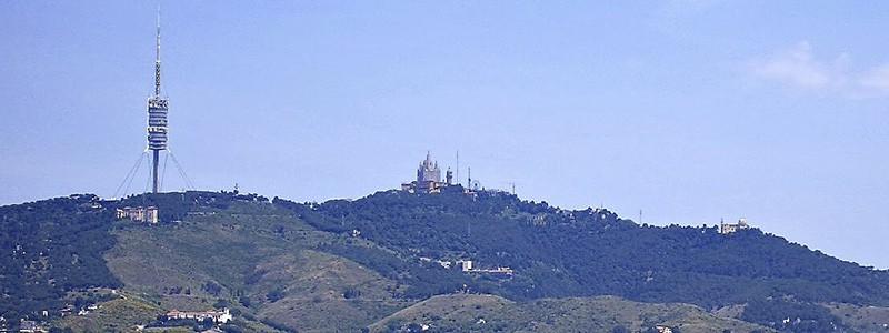 Monte Tibidabo de Barcelona