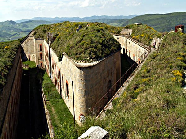 Fuerte de San Cristóbal de Pamplona - Ver Pamplona en un día - Ilutravel.com