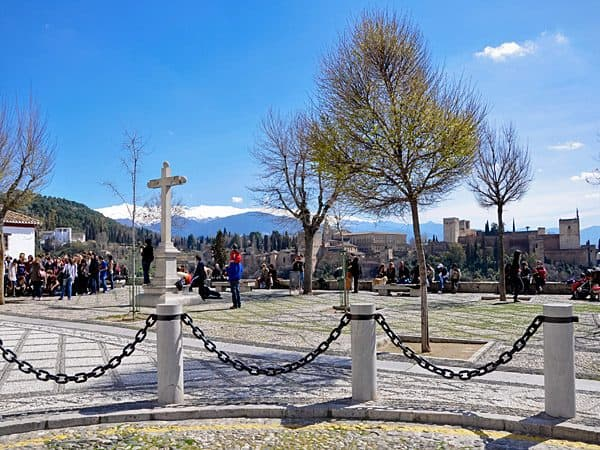 Mirador de San Nicolás de Granada - Sitio que visitar en Granada - Ilutravel.com