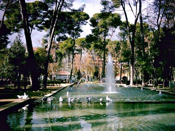Parque Abelardo Sánchez de Albacete - ¿Qué ver en Albacete? - Ilutravel.com