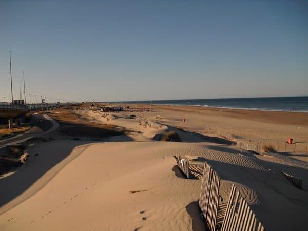 Playa Cortadura de Cádiz - Playas de Cádiz que ver - Ilutravel.com