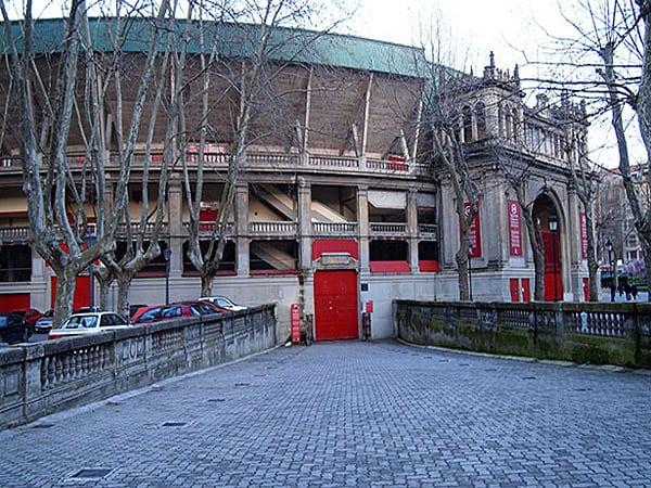 Plaza de Toros de Pamplona - Que ver en Pamplona - Ilutravel.com