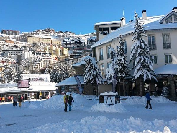 Sierra Nevada - Sitios que ver en Granada - Ilutravel.com