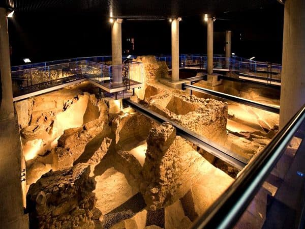 Yacimiento Arqueológico Gadir - Turismo en Cádiz lugares para ver - Ilutravel.com