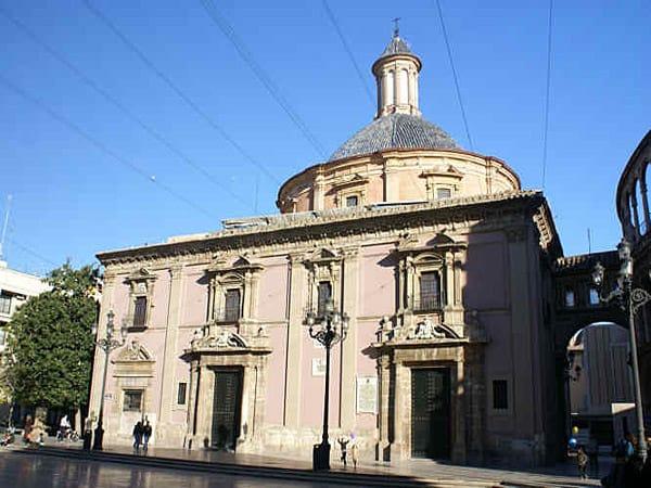 Basílica de la Virgen de los Desamparados de Valencia - Lugar que ver y visitar en Valencia - Ilutravel.com