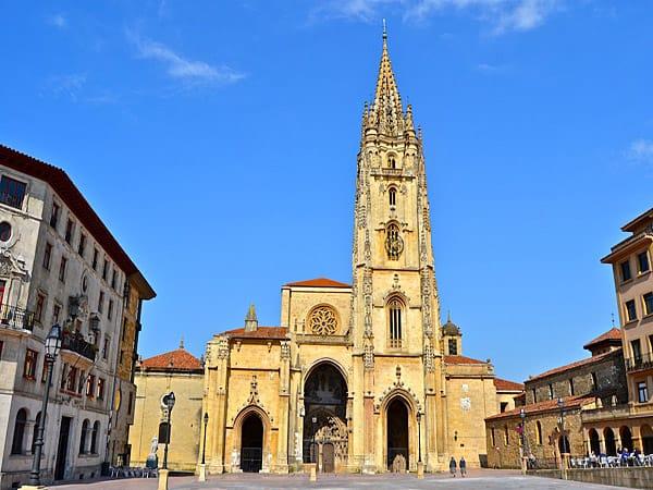 Catedral de San Salvador de Oviedo - Sitios que ver en Asturias 5 días - Ilutravel.com