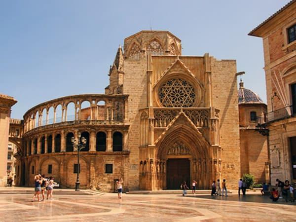 Catedral de Valencia - 3 días en Valencia de turismo - Ilutravel.com