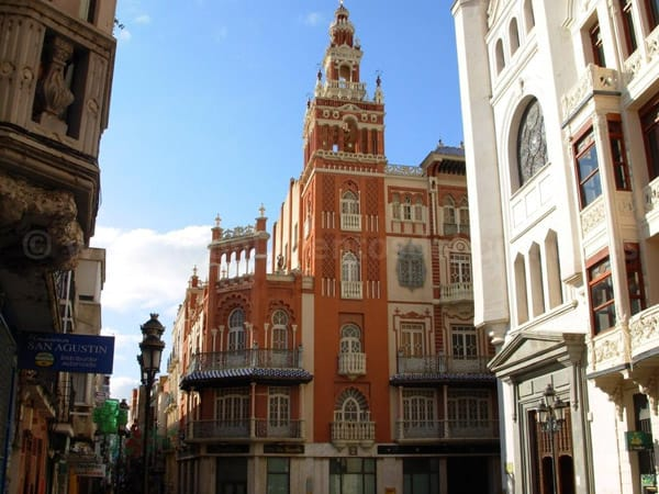 Giralda de Badajoz - Capital que visitar Badajoz - Ilutravel.com