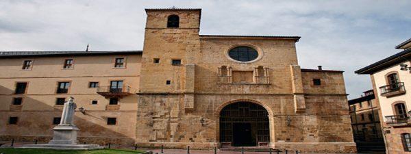 Iglesia de Santa María Real de la Corte