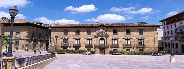 Palacio barroco de Valdecarzana