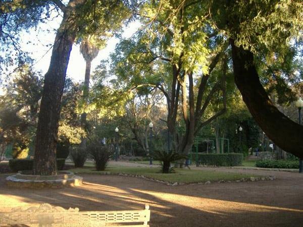 Parque de Castelar de Badajoz - lugar que ver en Badajoz - Ilutravel.com