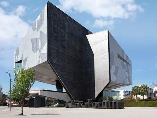 CaixaForum Zaragoza - Visitando Zaragoza de turismo - Ilutravel.com
