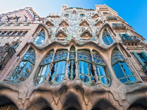 Casa Batlló de Barcelona - Turismo de Barcelona 3 días - Ilutravel.com
