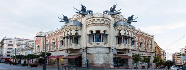 Casa de los Dragones de Ceuta lugar que ver