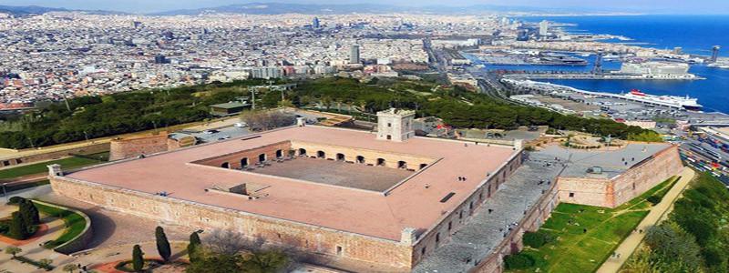 Castillo de Montjuic de Barcelona - Descubre Barcelona haciendo turismo - Ilutravel.com