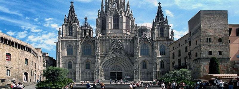 Catedral de Barcelona - Turismo por la Ciudad condal 3 días - Ilutravel.com