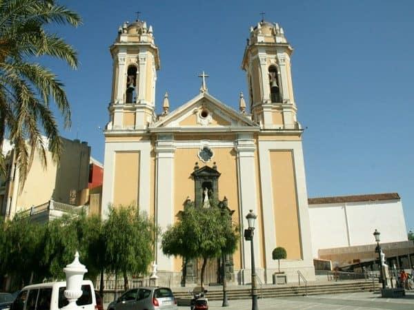Catedral de la Asunción de Ceuta para visitar