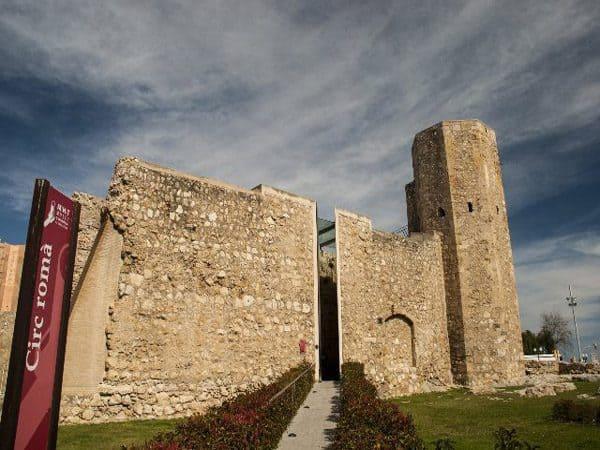 Circo Romano y Torre del Pretorio - Sitios de interés que visitar en Tarragona - Ilutravel.com