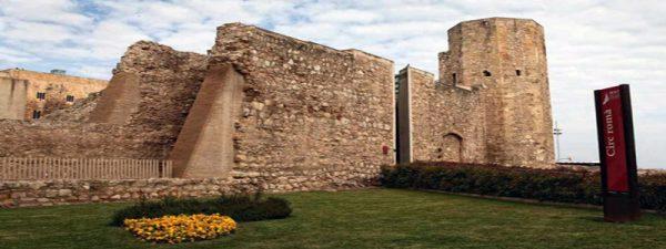 Circo Romano y Torre del Pretorio