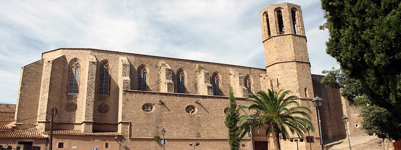 Monasterio de Pedralbes de Barcelona - Ver Barcelona - Ilutravel.com