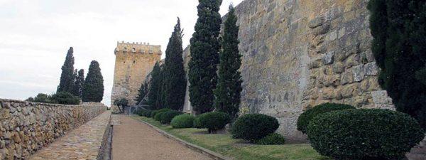 Murallas Paseo Arqueológico