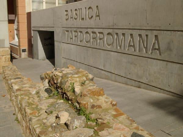 Museo Basílica Tardorromana en un día ver Ceuta