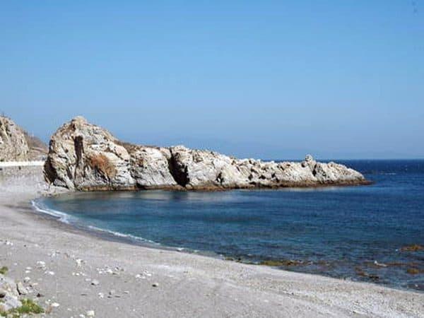 Playa de Calamocarro de Ceuta