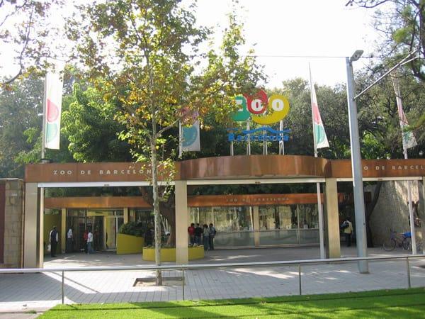 Zoo de Barcelona - Visitar Barcelona capital en 3 días - Ilutravel.com