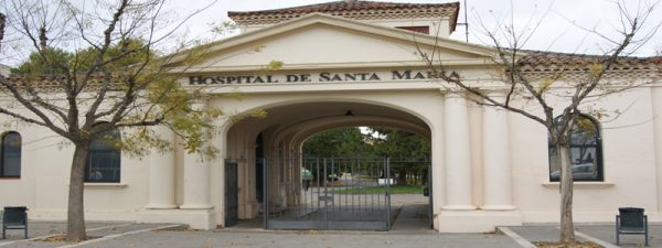 Antiguo Hospital de Santa María