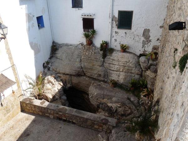 El Bufador de Peñíscola - Sitios para ver en Peñíscola - Ilutravel.com