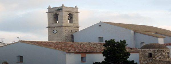 Iglesia de Santa María de Peñíscola