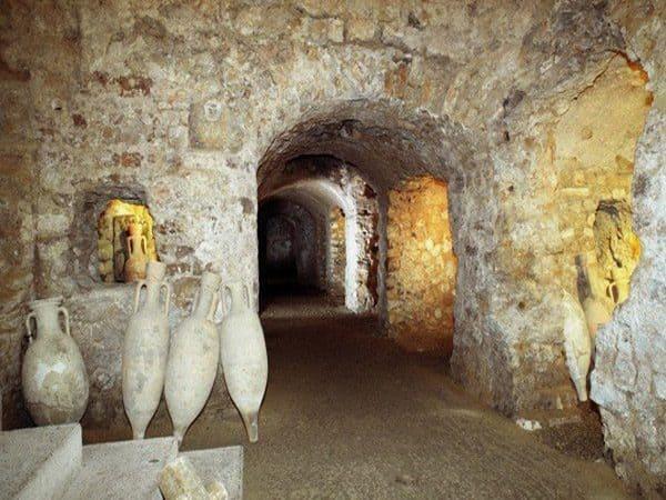 Museo Horreum Romain