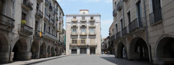 Plaza del Vi