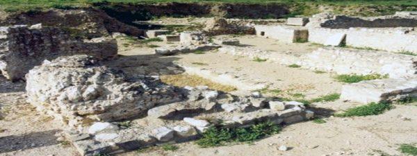 Yacimiento Arqueológico Clos de la Lombarde