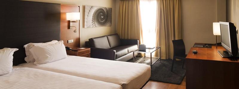 Hotel AC Almería donde alojarse con Ilutravel