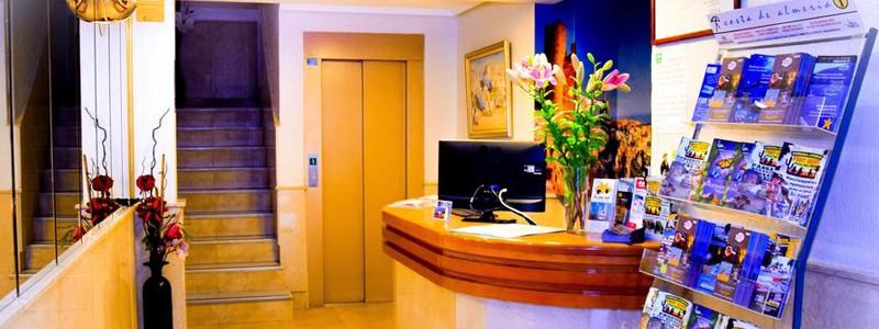 Hotel Sevilla Almería donde alojarse con Ilutravel