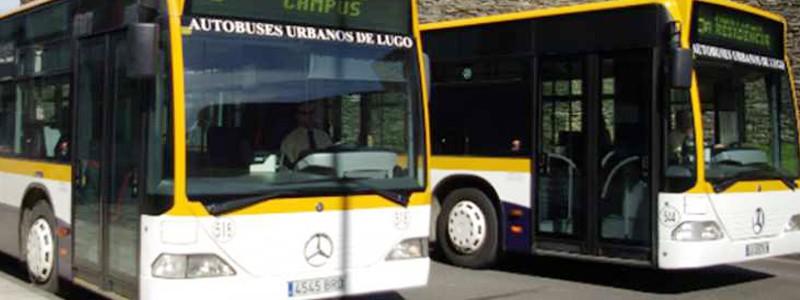 Visitar Lugo ciudad autobuses urbanos – Ilutravel.com -Tu guía de turismo online